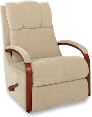 Leather recliners lazy boy - Harbor Town Reclina Rocker 174 Recliner