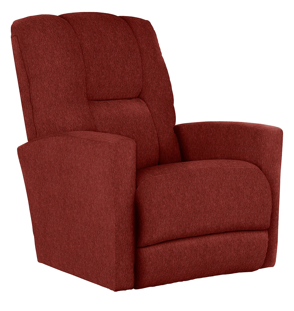 Modern leather rocker recliner - Casey Reclina Rocker Recliner