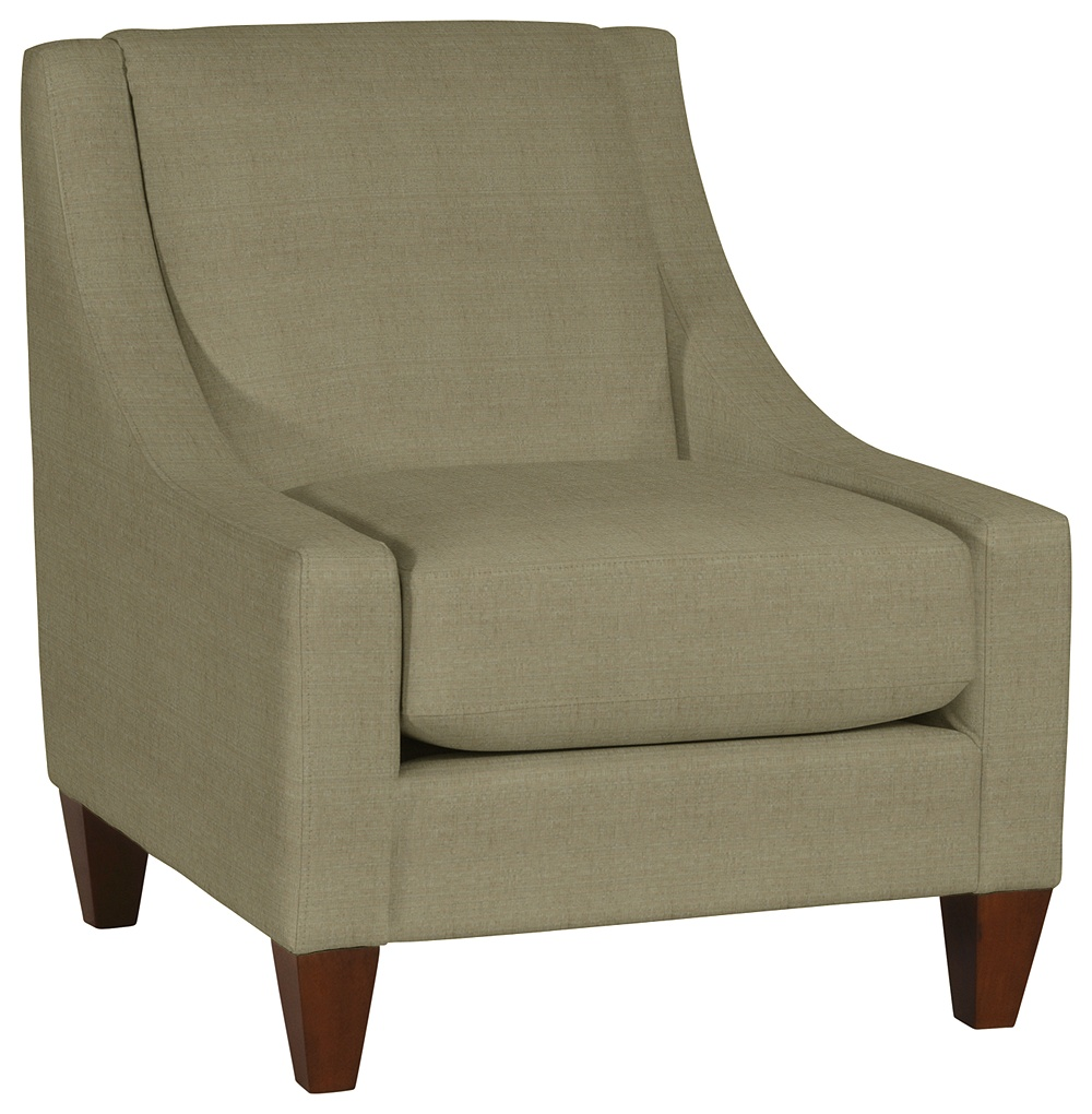 ... Avenue Premier Stationary Occasional Chair ... - Living Room Chairs La-Z-Boy