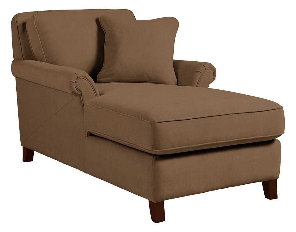 Phoebe premier two arm chaise for Chaise 1er prix