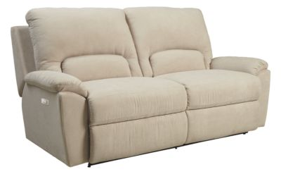 Charger PowerRecline La Z Time Two Seat Full Reclining Sofa