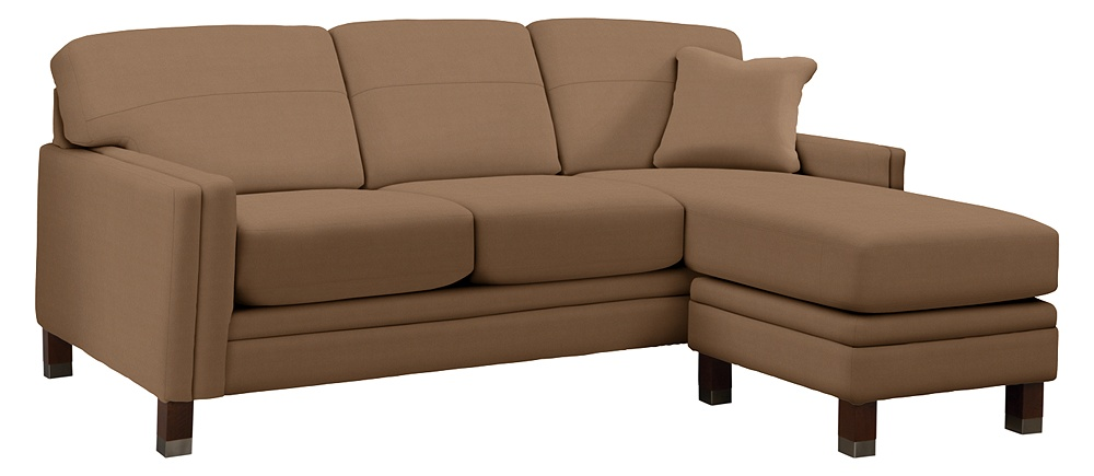 Uptown premier sofa ottoman w chaise cushion for Chaise cushion sale