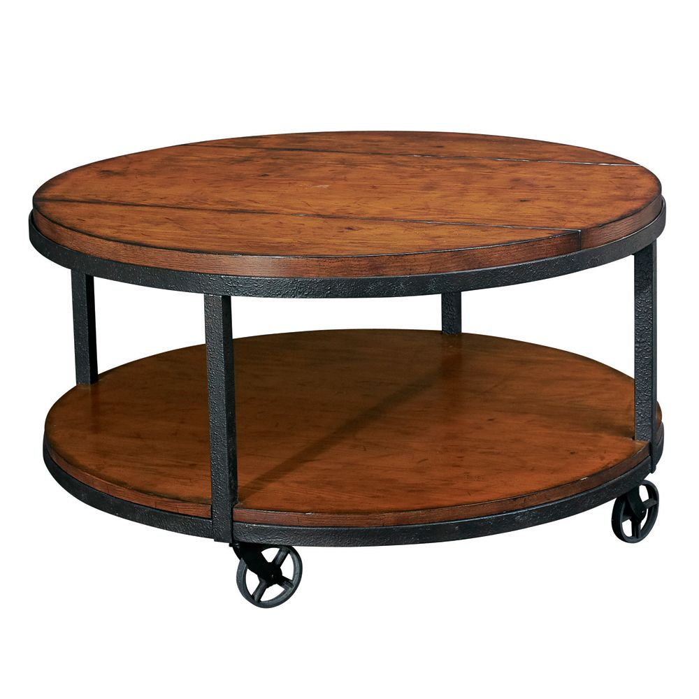 Baja round cocktail table Round cocktail table