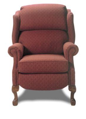 La z boy richfield high leg leather recliner - Richfield High Leg Recliner