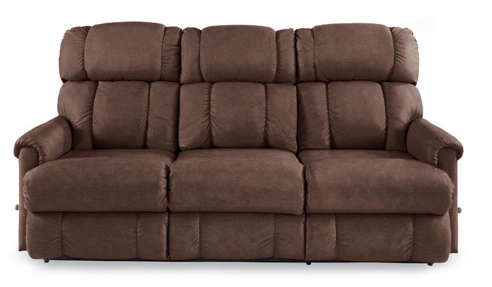 Lazy Boy Dual Reclining Sofa La Z Boy James Reclining Sofa Harris Family Furniture Thesofa