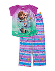 2-Piece Frozen PJ Set
