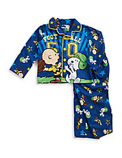Two-Piece Peanuts Pajama Set