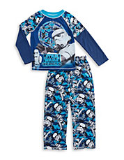 Star Wars Tee And Pants Pajama Set