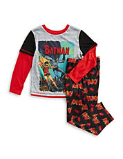 Retro Batman Pajama Set