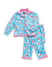 Two-Piece Peppa Pig Pajama Set