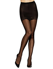 Signature Sheer Satin Ultimate Toner Tights