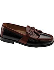 Aragon II Deerskin Tassel Loafers - Smart Value