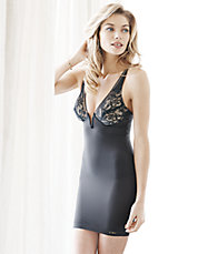 Sculpting Solutions Lace Slip