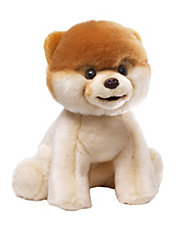 Boo the Dog Stuffed Animal -Smart Value