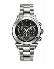 Mens 1898 Stainless Steel Chronograph Watch