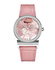 Ladies Grand Maison Stainless Steel Watch