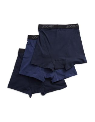 Jockey Men's StayNew Boxer Briefs