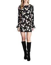 Raine Floral Shift Dress