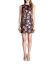 Gabrielle Floral Shift Dress