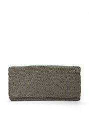 Selma Beaded Clutch