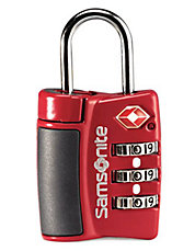 Travel Sentry Three-Dial Combo Lock