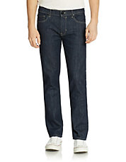 Normandie Straight Leg Jeans