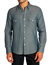 Hunter Double Faced Sportshirt