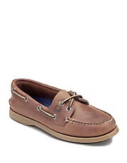 AO Leather Boat Shoes