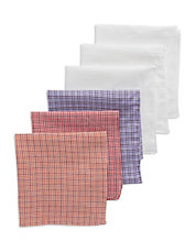 Six Pack Handkerchiefs
