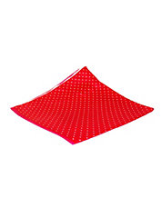 4 Panel Dot Pocket Square