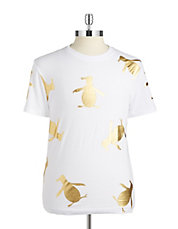 60th Anniversary Metallic Penguin Tee