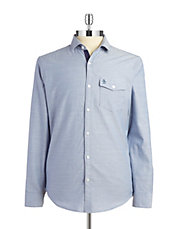 Patch Pocket Sportshirt