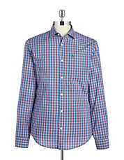 Mini Plaid Sportshirt