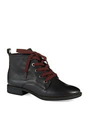 Charlie Lace Up Boots