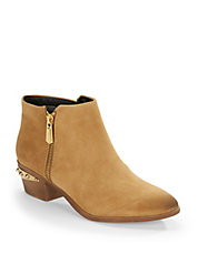 Holt Suede Ankle Boots