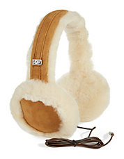Shearling Wired Earmuffs