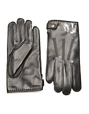 Leather Whipstitched Gloves