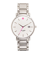 Ladies Gramercy Grand Stainless Steel Watch