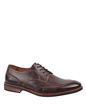 Jarrell Leather Wingtip Oxfords
