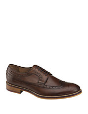 Conard Leather Wingtip Oxfords