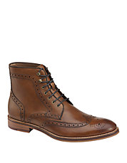 Conard Leather Wingtip Boots