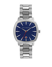 Mens Hamilton Stainless Steel Bracelet Watch