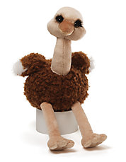 Obie the Ostrich Stuffed Animal