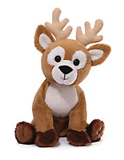Dearborn Deer Plush Toy