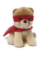 Itty Bitty Boo Plush Superhero Toy- Number 21