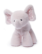Bubbles the Elephant Stuffed Animal