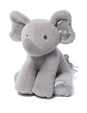 Bubbles Musical Elephant Plush Toy