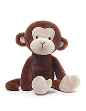 Nicky Noodle Monkey Stuffed Animal