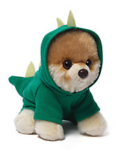 Itty Bitty Boo-Rex Stuffed Animal