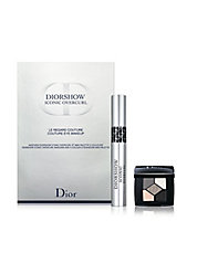 Two-Piece Diorshow Iconic Overcurl Mascara and 5-Color Eyeshadow Mini Palette Set